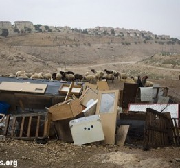 Palestine: Thousands of Palestinians to be forcibly moved for settlement expansion