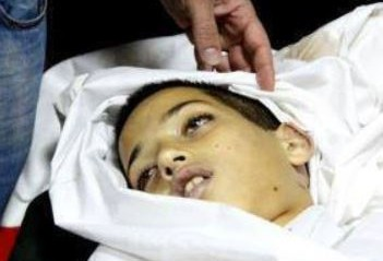 Palestine: Palestinian child killed by Israeli army fire in Ramallah