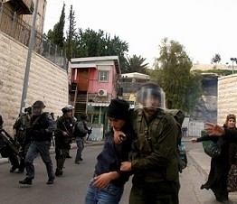 Palestine: 12 Palestinians kidnapped, dozens injured by Israeli army, near Jenin