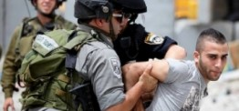 Palestine: 3 Palestinian children kidnapped by Israeli forces in Ramallah