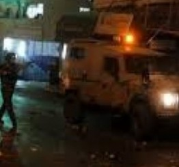 Palestine: Wounded Palestinian kidnapped by Israeli forces near Bethlehem