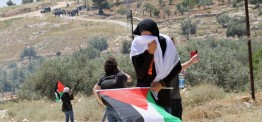 Palestine: Israeli forces suppress Bil'in weekly march