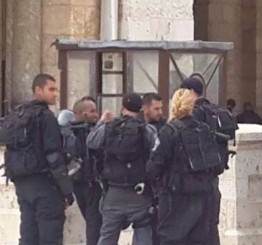 Palestine: Many injuries reported as Israeli soldiers invade Al-Aqsa Mosque