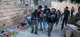 Palestine: 3 Palestinians kidnapped by Israeli soldiers in Jerusalem