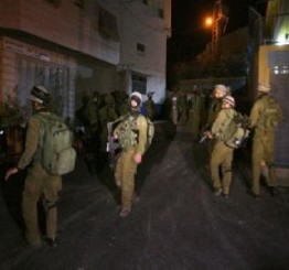 Palestine: Israeli army kidnaps four Palestinians in Jenin, Hebron