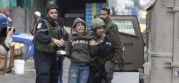 Palestine: Six Palestinian children forced under house arrest