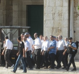 Palestine: Israeli settlers storm Al-Aqsa Mosque, assault worshippers