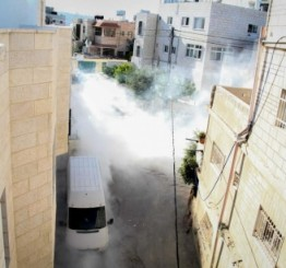 Palestine: Woman dies in Bethlehem due to effects of tear gas inhalation fired by Israeli soldiers