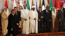 Qatar: Arab League says right to arm Syrian rebels