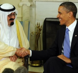 Saudi Arabia: Obama seeks to reassure Saudi king on Iran nuke program, Syrian civil war