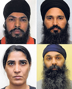 Sikh extremists jailed for revenge attack on retired Indian general