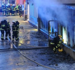 Sweden: Imam says Islamophobia to blame for mosque fire
