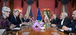 Iran nuclear talks in Lausanne continue past deadline