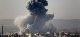 Syria: US airdrops weapons to Kurds defending Kobani from 'IS'