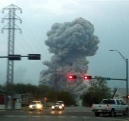 US: 'We need your prayers': Hundreds injured in explosion at Texas fertilizer plant