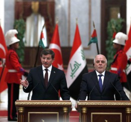 Turkey, Iraq pledge greater cooperation in fight against 'Islamic State'
