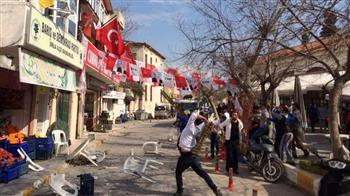 Turkey: Violence escalating ahead of local elections