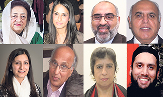 Twenty Muslims recognised in the New Years Honours'