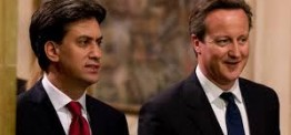 UK: Cameron, Miliband grilled on TV as UK election campaign opens