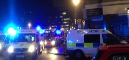 UK: Explosion in London hotel where Zardari was staying