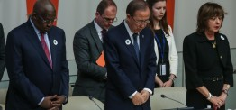 Bosnia: Ban accepts UN failed Srebrenica victims