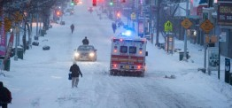 US: Blizzard shuts down New York, much of US Northeast