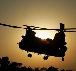 Afghanistan: British helicopter crashes in southern Afghanistan, killing 5