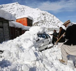 Afghanistan: Death toll of snowfall, avalanches rise to 216