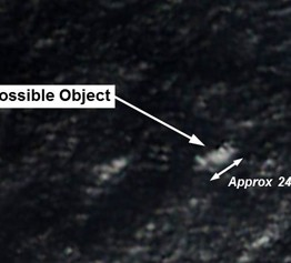Australia says two objects, possibly MH370 debris, spotted in south Indian Ocean