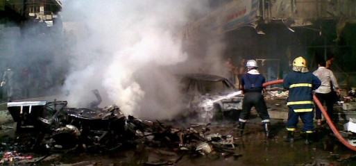 Iraq: 34 killed, 155 wounded in series of car bombings in Baghdad