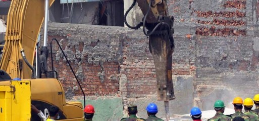 Bangladesh: Savar building collapse, 2 more bodies recovered