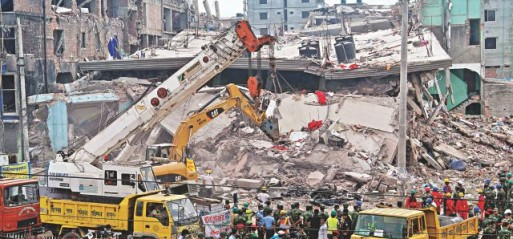 Bangladesh: Six more bodies recovered in Savar building collapse