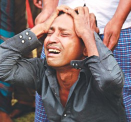 Bangladesh: 17 die in Meghna in launch capsize