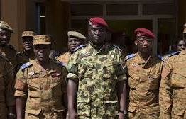 Burkina Faso reaches agreement on civilian transition