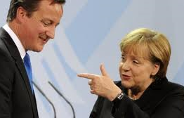 Germany's Merkel deals blow to Britain's Cameron on migration reform