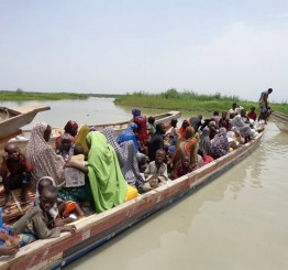 Over 7,000 flee to Chad after violence in Nigeria