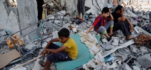 Palestine: Israel to allow Gaza rebuilding in exchange for disarmament