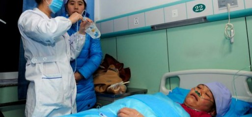 China: 14 killed in mosque stampede