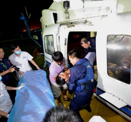 China: 58 fishermen remain missing after Typhoon Wutip