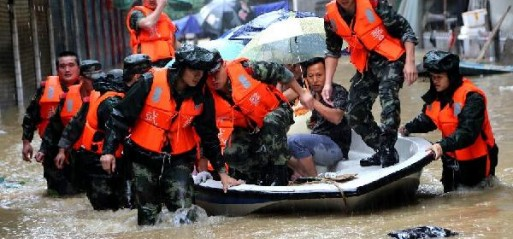 China: At least 18 killed in China rainstorms