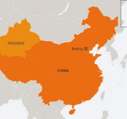 China: Riots in Xinjiang region leave dozens dead