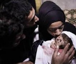 Palestine: Indiscriminate Israeli airstrikes against civilians kills 14, total killed 121