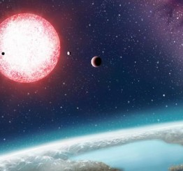 Earth-like planet found in 'habitable zone'