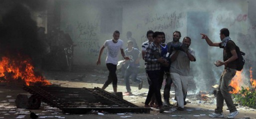 Egyptian military regime kills over 1,000 supporters of former elected President Morsi