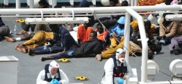 Italy arrests 2 survivors of Mediterranean migrant deaths