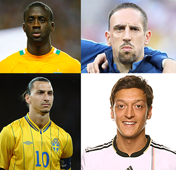 footballFranck Ribery Muslim