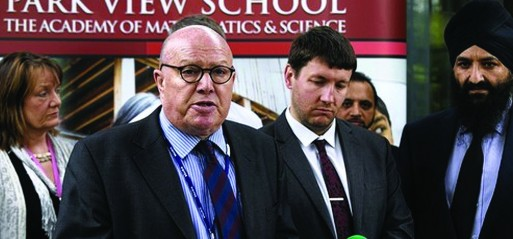 Inspections of Birmingham schools found no evidence of extremism