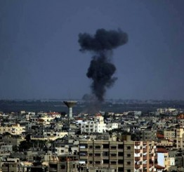 Palestine: Israel bombs Gaza, withdraws negotiators from Cairo