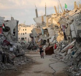 World not delivering on Gaza reconstruction
