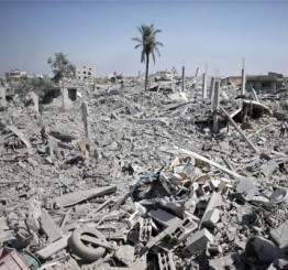 Egypt: Gaza ceasefire holding on second day, talks under way